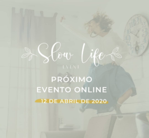 Evento online abril 2020