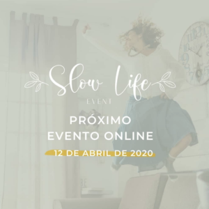 Evento online abril 2020